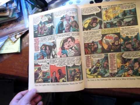 All Star Comics #21 Superman DC Comic 1944 Golden Age for sale