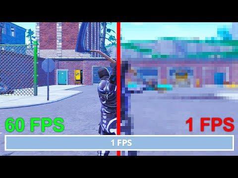 1 fps video