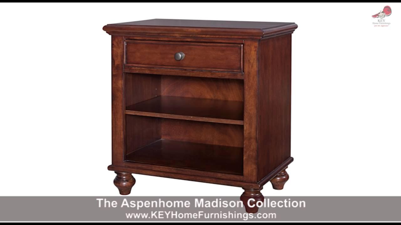 Aspenhome Madison Bedroom Collection | Portland | KEY Home ...