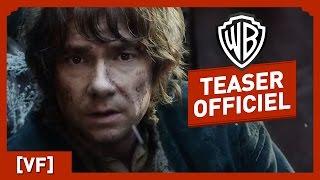 Le Hobbit : La Bataille Des Cinq Armées - Teaser Officiel (VF) - Peter Jackson / Martin Freeman streaming