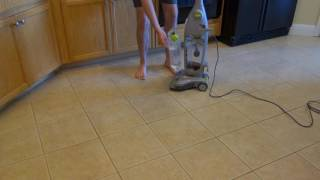 Hoover Floormate Deluxe review and test