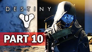 Destiny Walkthrough Part 10 - The Reef (Let