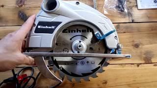 Einhell BT-CS 1400/1 Circular Saw Video Viewer