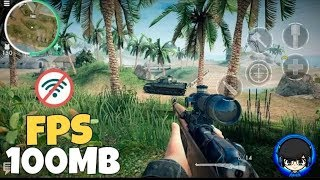 TOP 5 OFFLINE FPS Game for Android &ios 2018