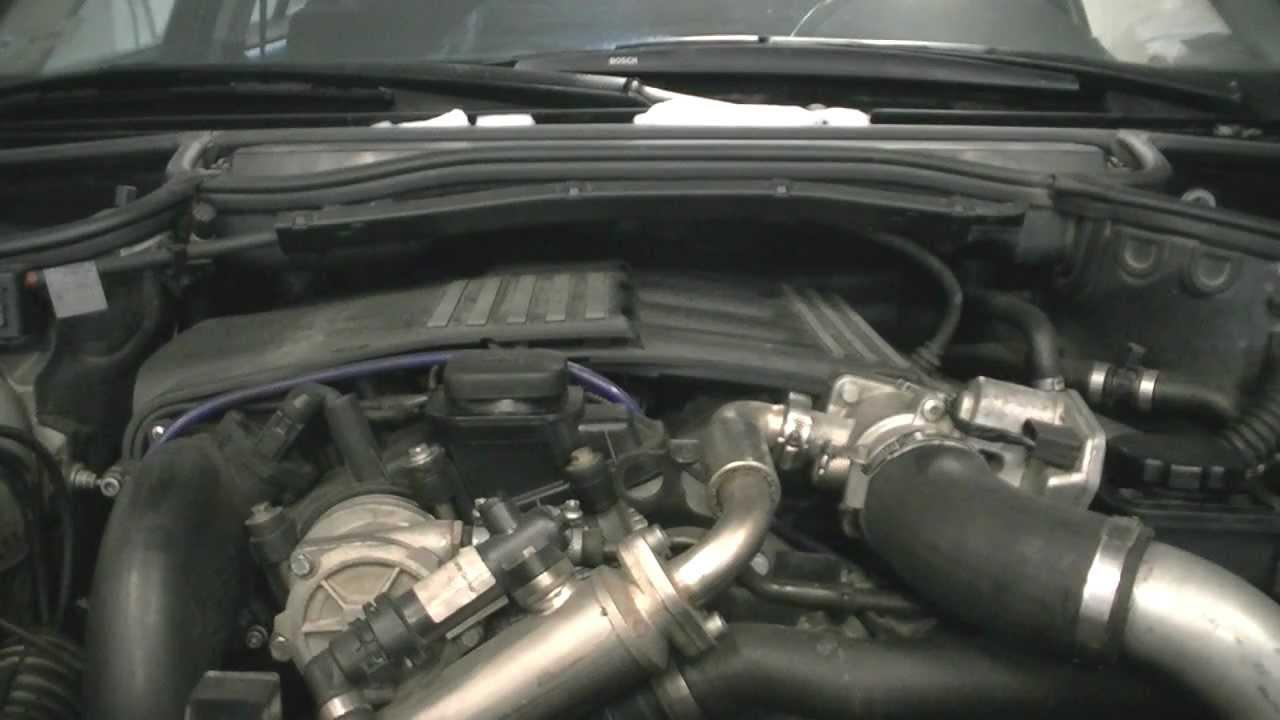 320d Delikatne Ciche Gaszenie Silnika M47 Youtube