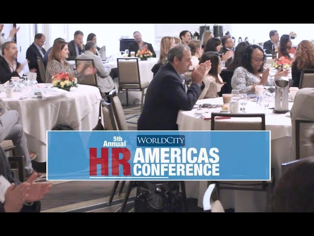 WorldCity's 5th Annual HR Americas Conference