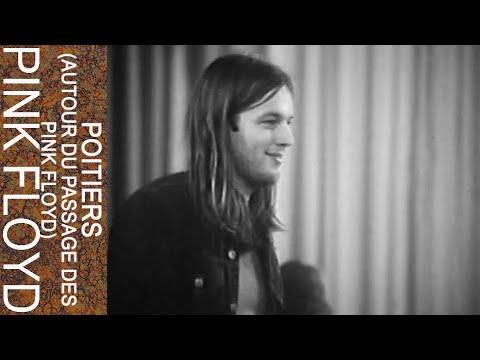 Смотреть клип Pink Floyd - Poitiers
