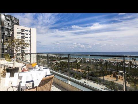 Hotel Front Maritim en Barcelona