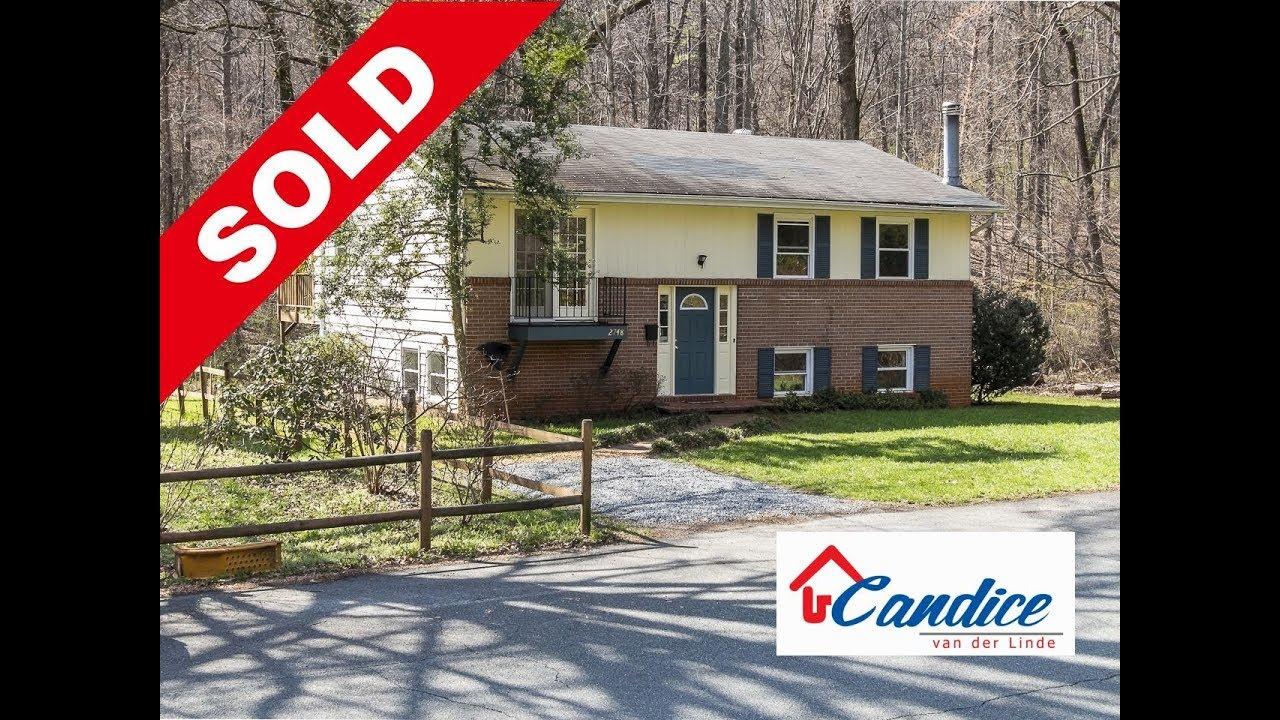 Homes For Sale In Lake Reynovia Charlottesville Va