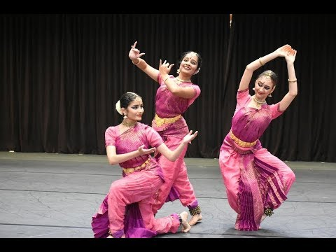 IndianRaga performs at Jacob's Pillow | Best of Indian Classical Dance