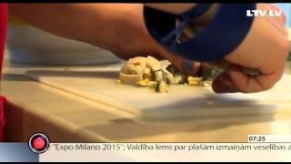 Рецепт салата оливье
