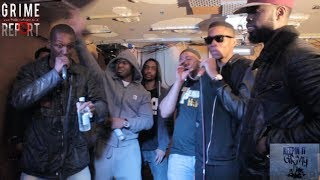 DJ Logan Sama - The 40 MC Grime Set (Final Show On Kiss Fm)