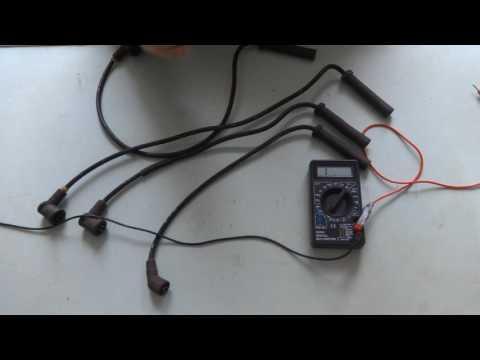 Как проверить бронепровода мультиметром