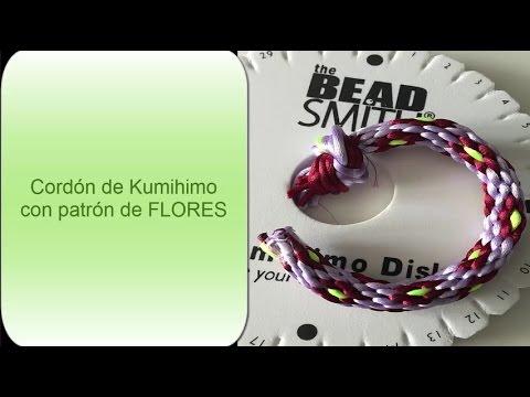 2316fa9d6a9a Todo sobre el Kumihimo: disco redondo, cuadrado, pulseras paso a paso.