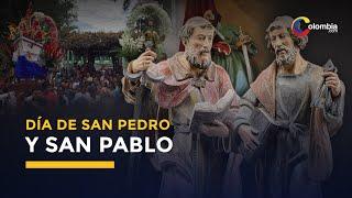 ¿qué Se Celebra El Día De San Pedro Y San Pablo?