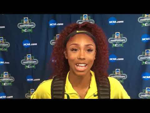 Oregon Ducks stay in contention to repeat as NCAA women's track team champion