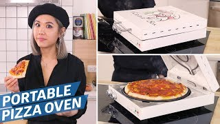 Do You Need a $45 Pizza Box Oven? - The Kitchen Gadget Test Show