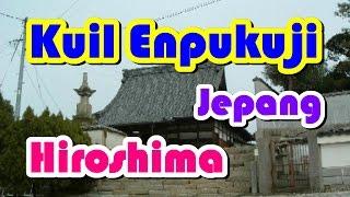 Wisata Jepang : Mengenal keindahan Jepang lewat kuil Enpukuji di Tomonoura. Hiroshima - Jepang. 028
