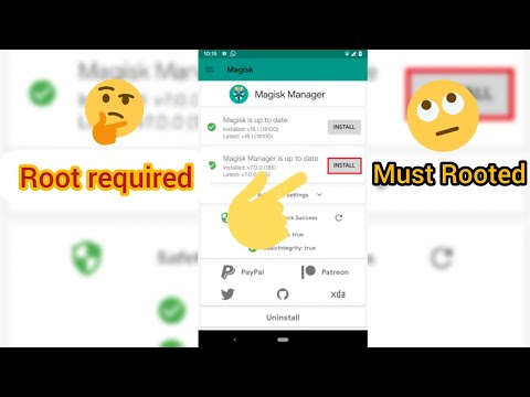 How to install Magisk & NFS Injector For 2x Performance In Official