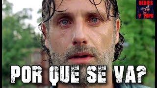 POR QUÉ se va RICK de The Walking Dead | Por Qué Andrew Lincoln se va?