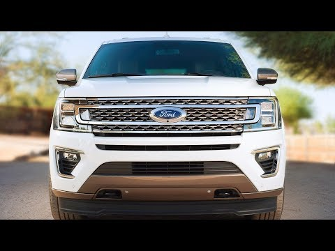 2020 Ford Expedition King Ranch & Platinum | Exterior, Interior & Drive