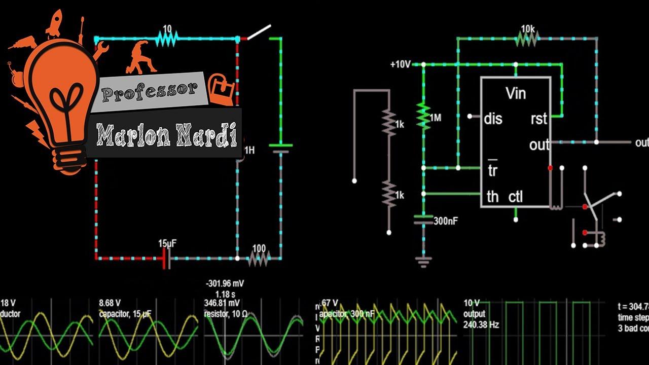 Circuito Eletronico : Dicas rápidas simulador de circuitos eletrônicos que mostra o