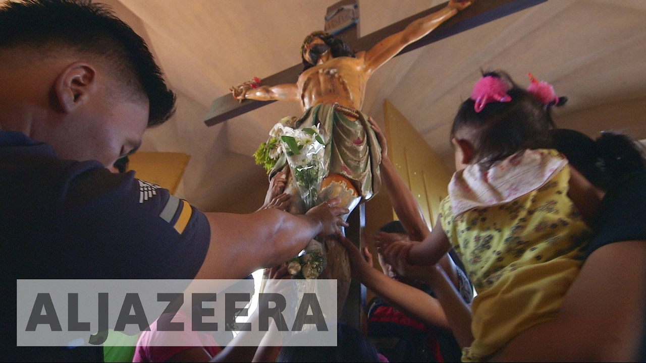 Philippines: Catholic priests accused of sexual misconduct