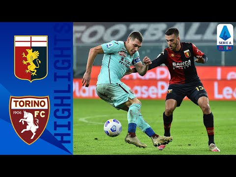 Genoa Torino Goals And Highlights