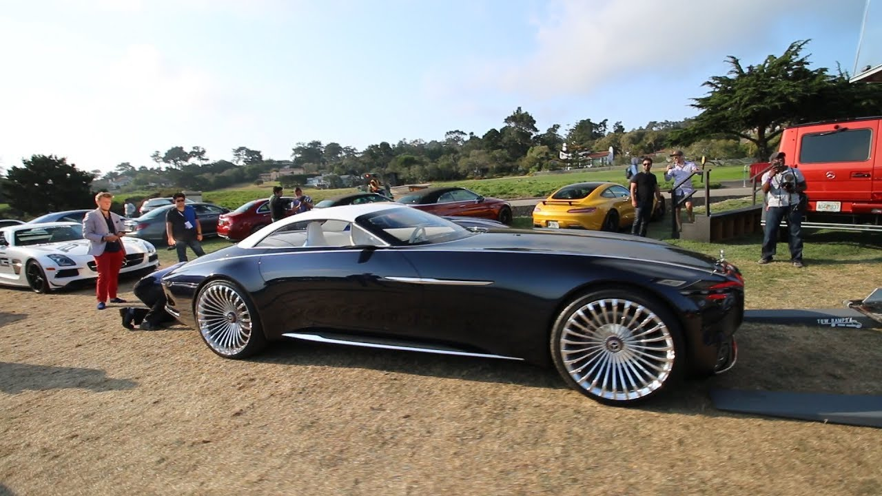 The 20ft Maybach Land Yacht That Could Shut Down Rolls