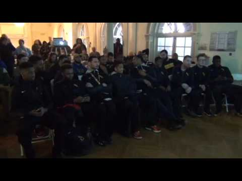 Southern Vermont College: 2016 NCAA Selection Show Viewing