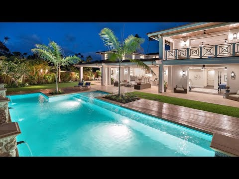 Kahala Luxury Home For Sale | 4628 Kahala Avenue, Honolulu, Hawaii 96816