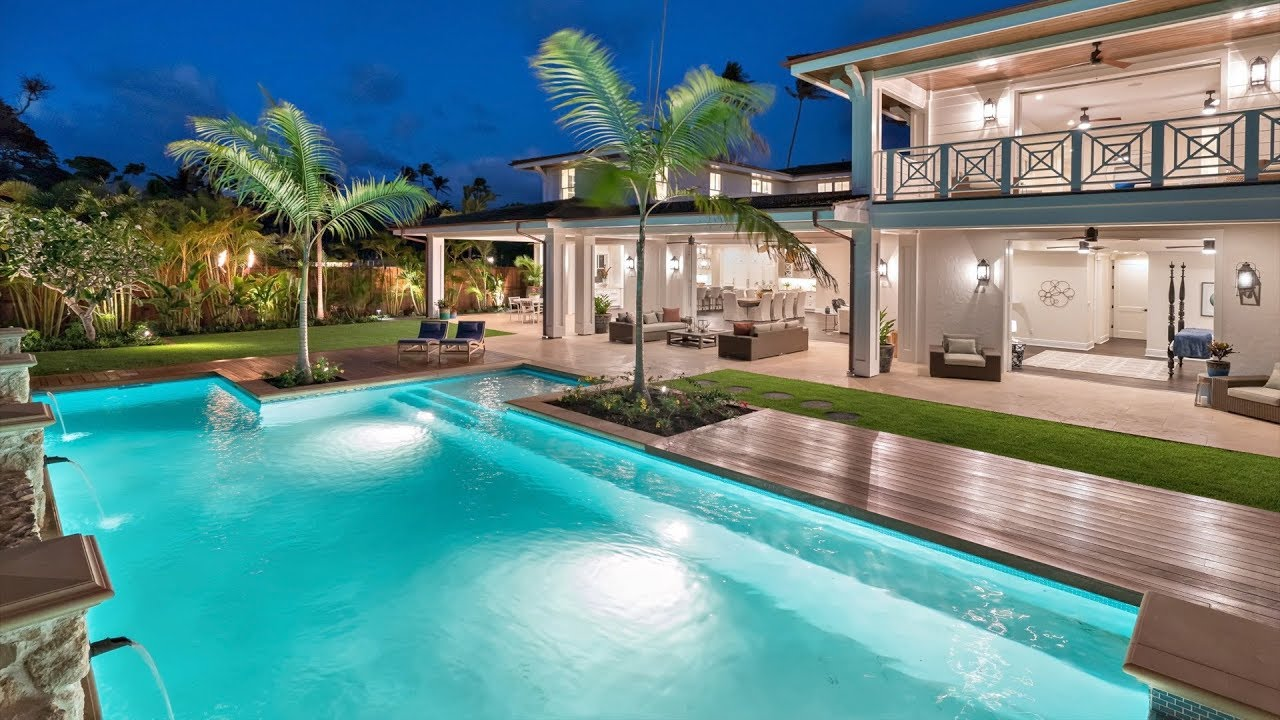 Wonderful Kahala Luxury Home For Sale | 4628 Kahala Avenue, Honolulu, Hawaii 96816