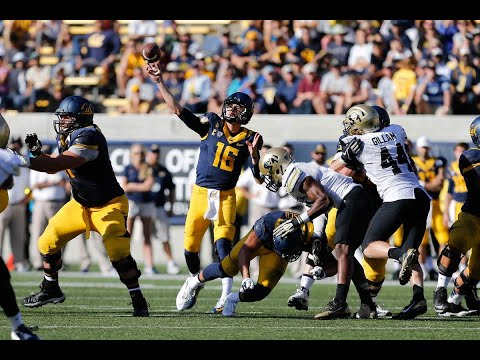 2014 Colorado vs. Cal Golden Bears Football (Full Game)