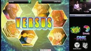 Marvel vs Capcom 2 Tournament - Top 4 Finals  - The ONE (TIMESTAMPS)