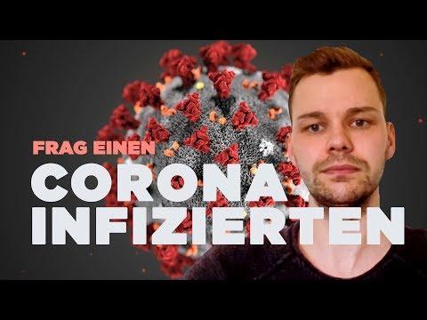 FRAG EINEN CORONA-INFIZIERTEN | Marc über Symptome, Quarantäne, Heinsberg & Toilettenpapier