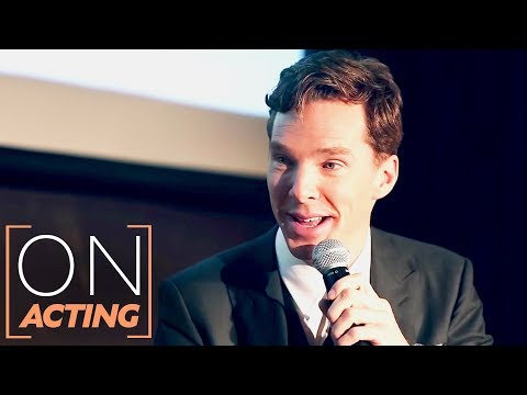 Benedict Cumberbatch On How He Started Acting | On Acting