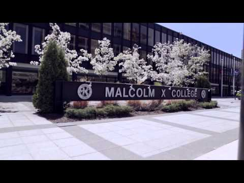 Malcolm X College- 60 second commercial 2015