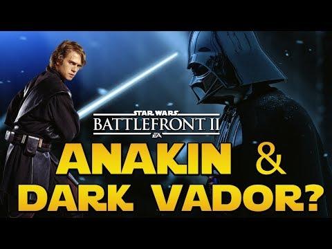 ANAKIN JOUABLE dans Star Wars Battlefront 2!? RÉPONSE DES DÉVELOPPEURS - Infos Héros