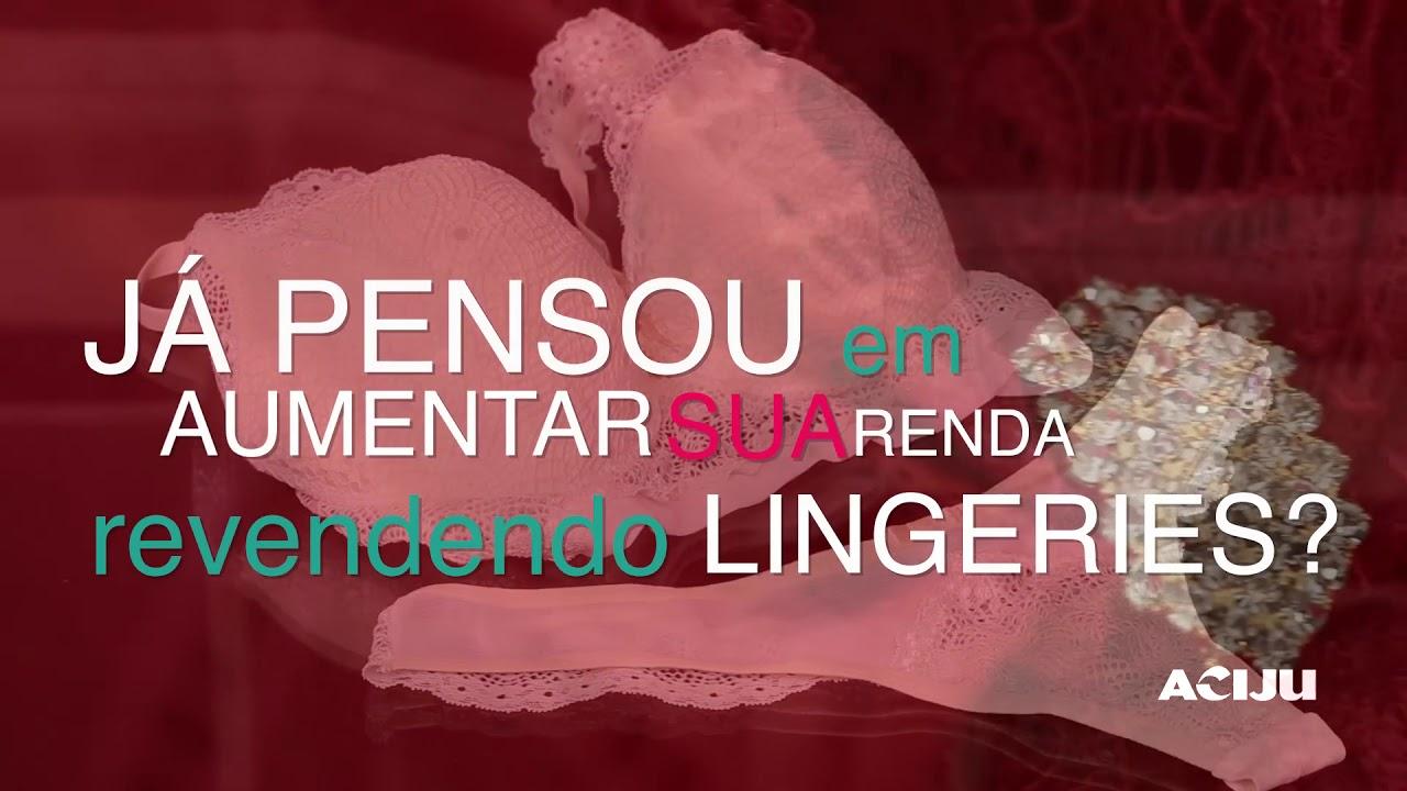 e365b4c04 Revenda as lingeries de Juruaia e lucre muito! - YouTube