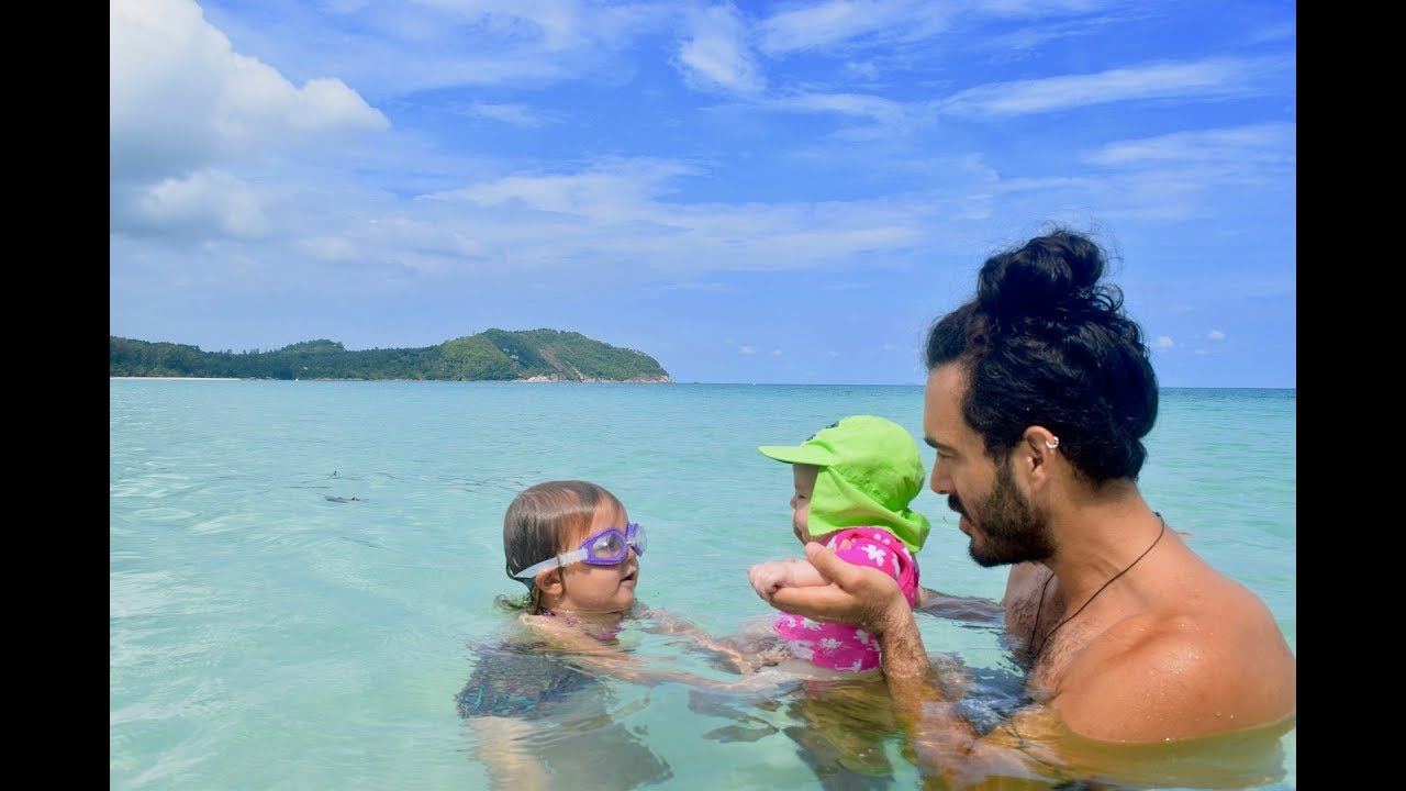 TRAVEL ASIA with TWO KIDS | MALAYSIA to THAILAND