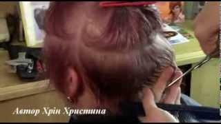 короткая стрижка, как сделать короткую женскую стрижку
