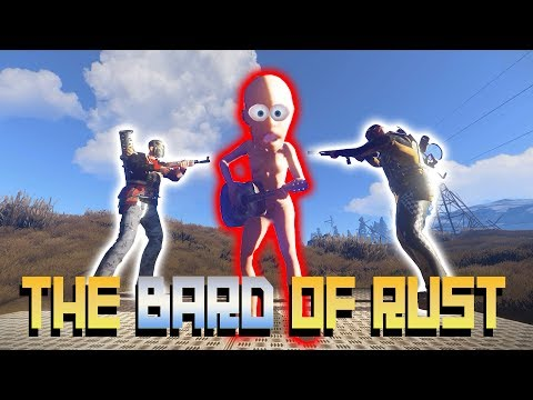 THE BARD OF RUST