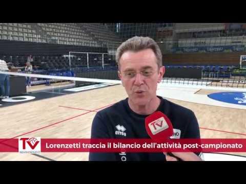 Lorenzetti traccia il bilancio dell'attività post-campionato con gli Under 24