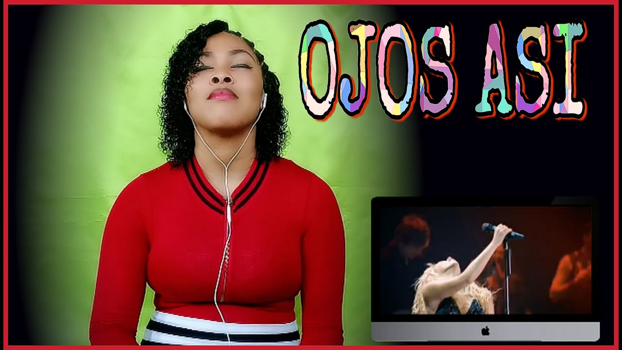 Download Shakira - OJOS ASI (From Live & Off The Record Reaction Video)