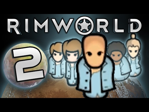 Rimworld - Generating Power #2