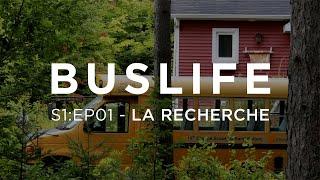 """S1:EP01 - """"Nos 4 CONSEILS ESSENTIELS pour TROUVER son BUS SCOLAIRE!"""" - 🚌💨 (Série """"BUSLIFE"""")"""