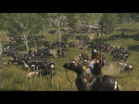 MASSIVE FOREST BATTLE - Mount & Blade 2 BANNERLORD |