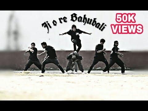 Jiyo re Baahubali | Zinda | Dance by Hip Hop Dance Crew