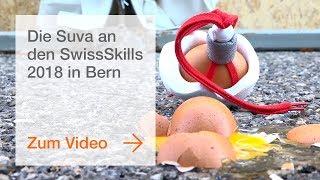 Suva an den SwissSkills 2018 in Bern