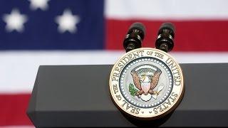 بالفيديو.. أوباما في حفل وداع القوات المسلحة الأمريكية